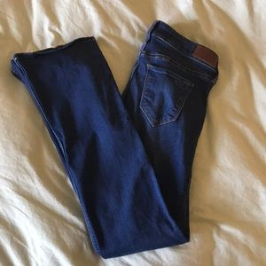 Low Rise Boot Cut Hollister Jeans